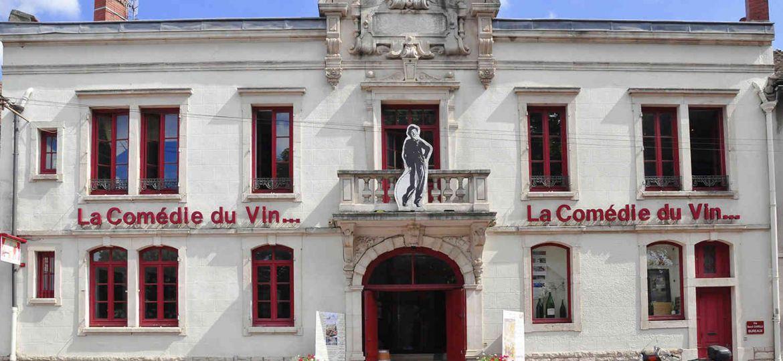 Arthus Conseil était à la Comédie du Vin pour une soirée le 17 octobre 2019
